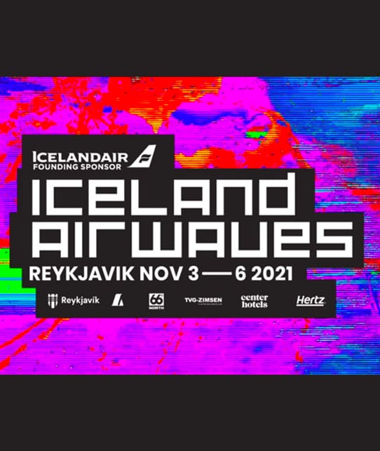 Francis of Delirium, KLEIN, Tuys Iceland Airwaves