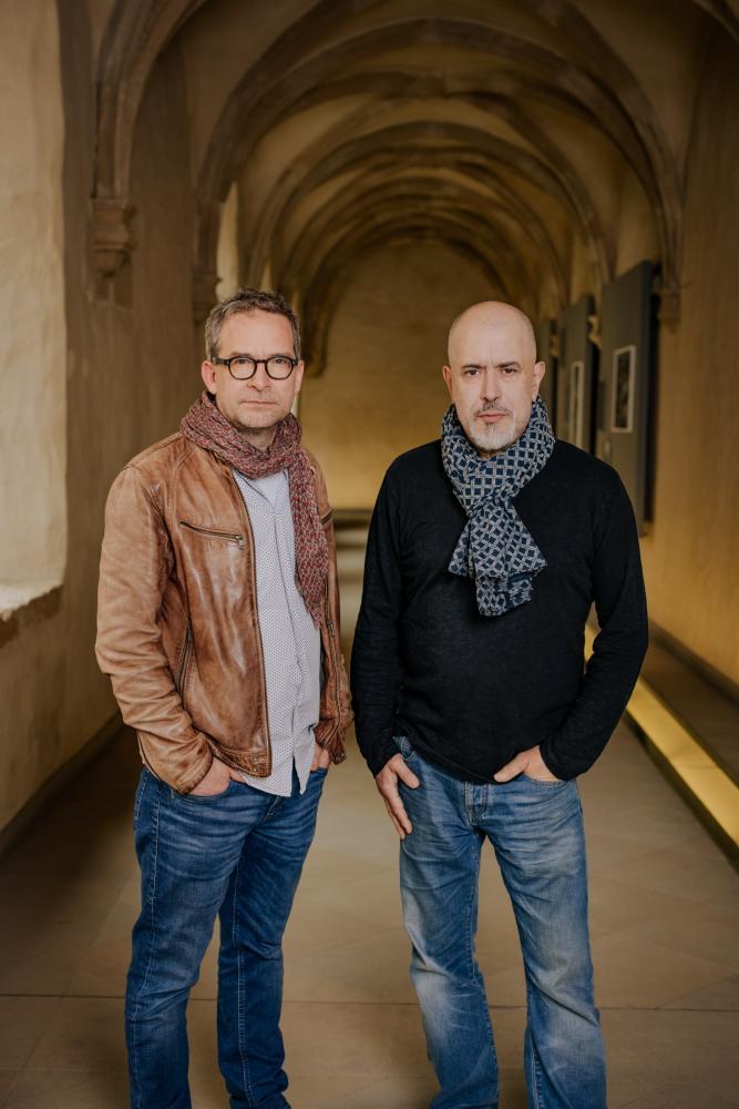 Greg Lamy & Flavio Boltro (Paris) UK