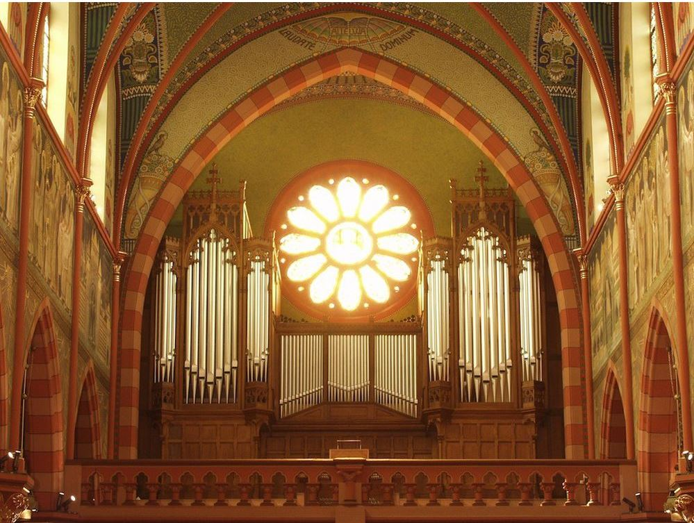 Call for applications: Organ Composition Competition