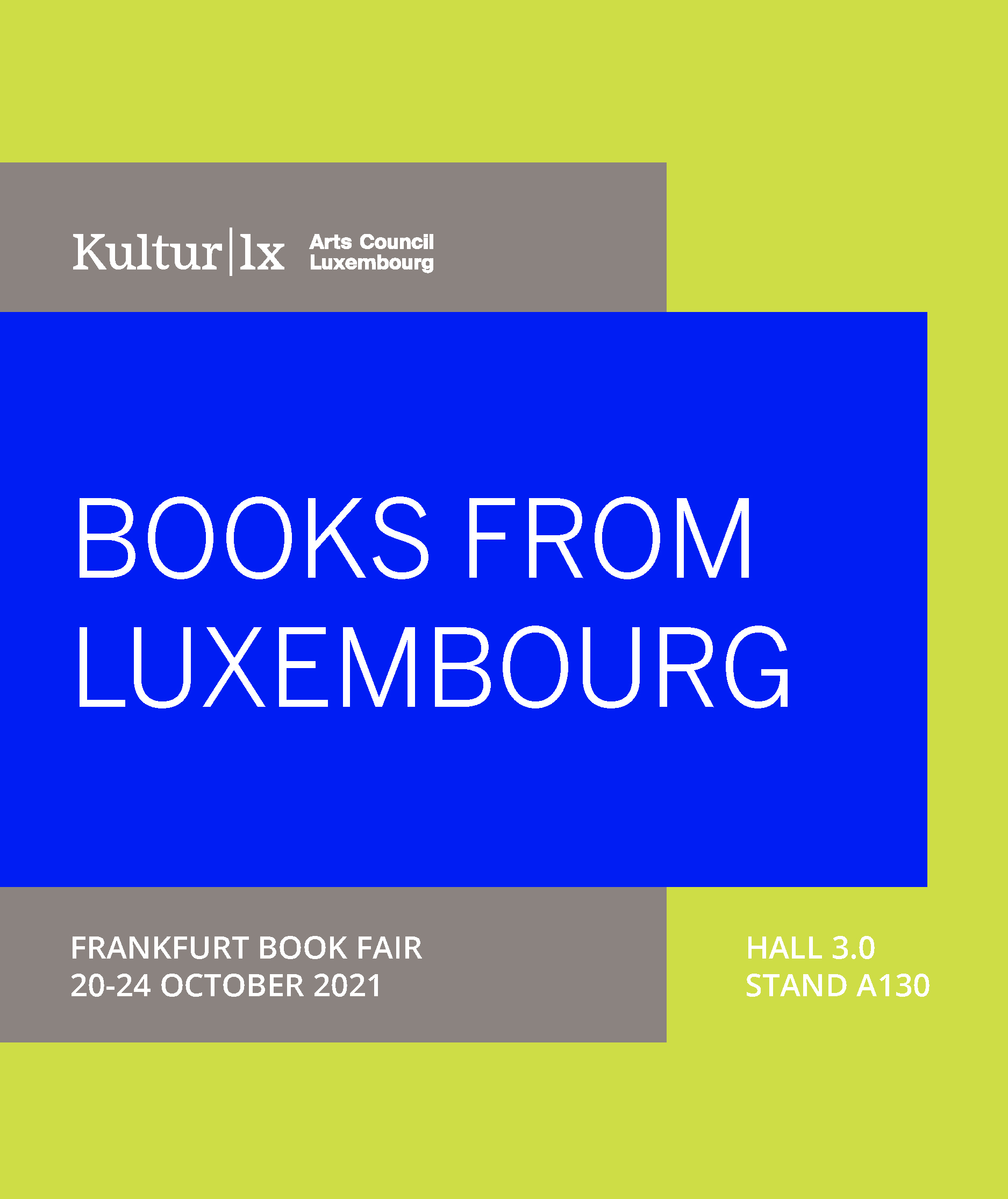 Books from Luxembourg // FBM (UK)