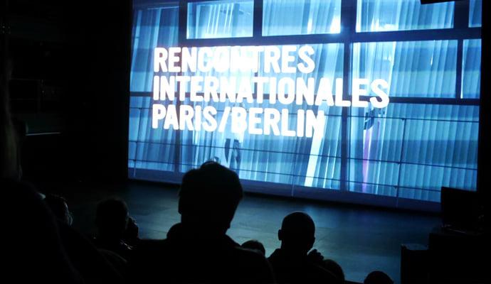 Call for entries - Rencontres Internationales Paris/Berlin 2022