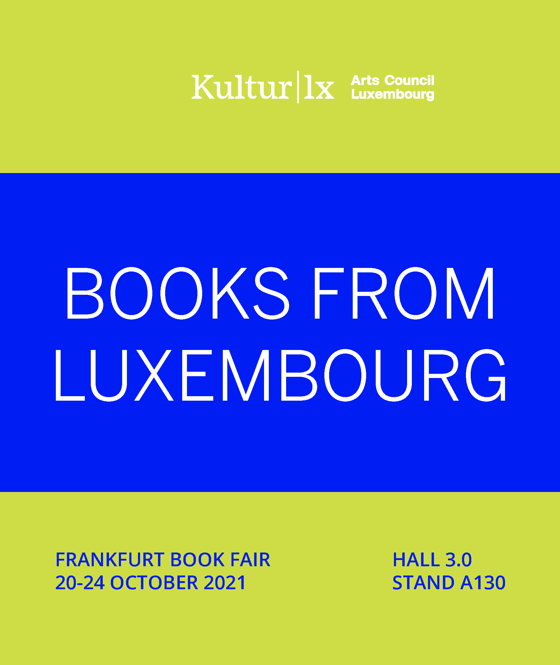 Books from Luxembourg // FBM (FR)
