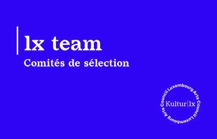 Présentation des comités de sélection de Kultur   lx